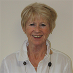 Photo of Diana Organ, trustee for The Gloucestershire Environmental Trust