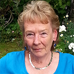 Photo of Anne Jones, trustee for The Gloucestershire Environmental Trust