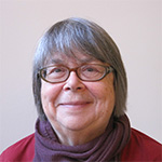 Photo of Maggie Powell, trustee for The Gloucestershire Environmental Trust